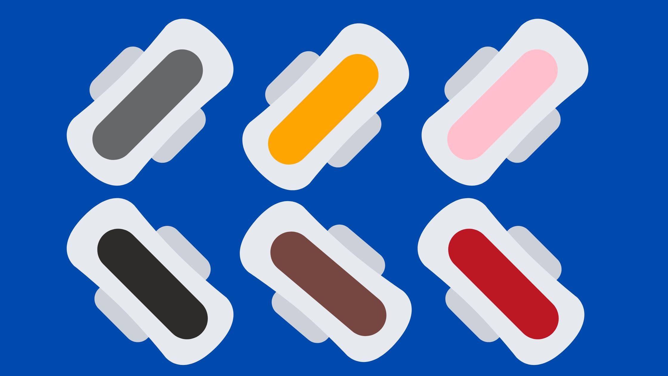Period colors