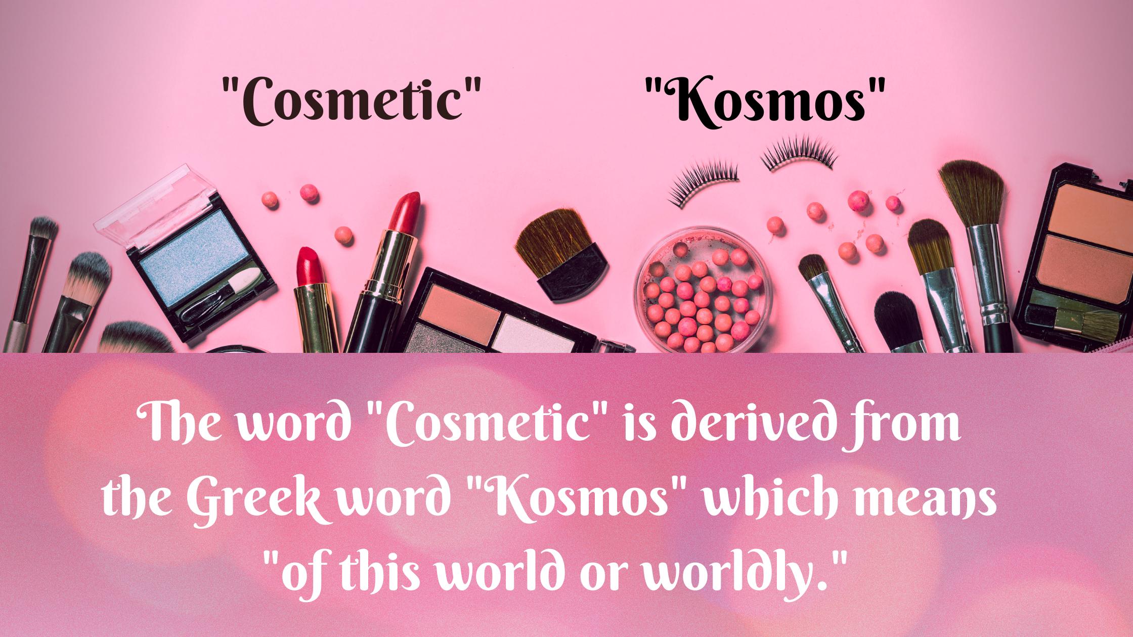 Makeup fact