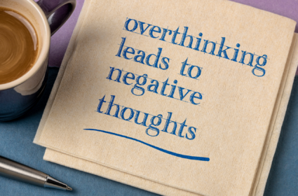 Signs of an overthinker