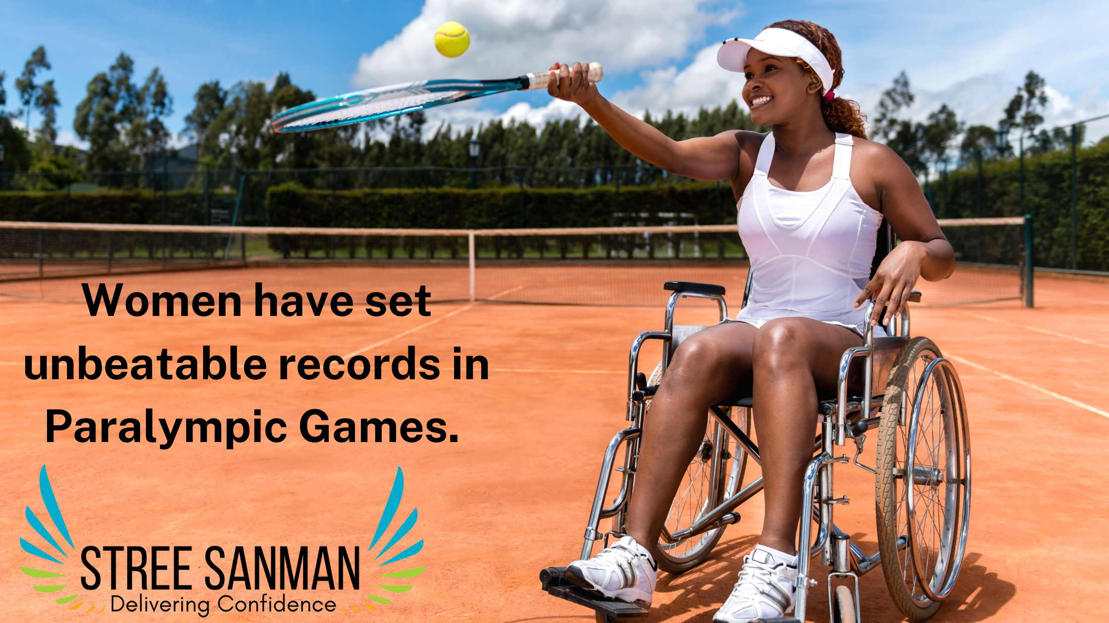 Women have set unbeatable records in Paralympic Games.