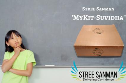 Benefits of distributing Stree Sanman 'MyKit-Suvidha' in Schools.